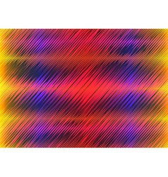 Abstract diagonal multiple wave shape vector