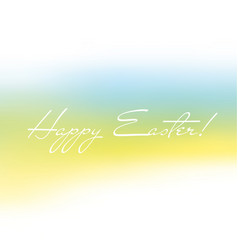 Spring nature color abstract blurred background vector