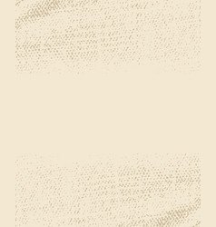 abstract beige grunge background vector image