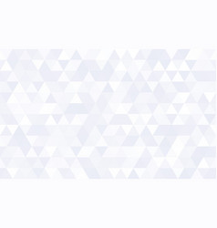 abstract geometric pattern background white vector image