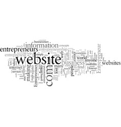 Entrepreneur com vector