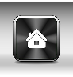 House icon home symbol element web vector image vector image