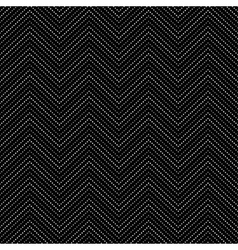 Black dotted decorative pattern vector