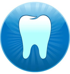 Icon Tooth vector