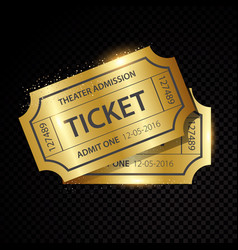 set of eleven tickets and coupons templates vector image vector image