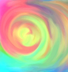 Abstract raibow colorful background vector image