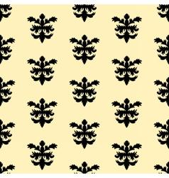 baroque vector image