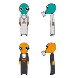 Cartoon Mask vector image