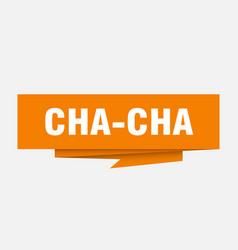 Cha-cha vector