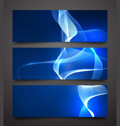 abstract background card vector image