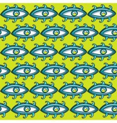 eyes texture vector image vector image