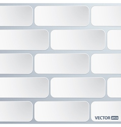 paper wall vector image vector image