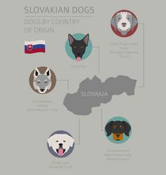 Dogs country irish 3 vector