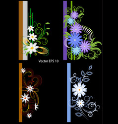 frames3 vector image