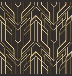 modern geometric tiles pattern vector image