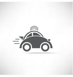 Car Delivery Icon vector image vector image