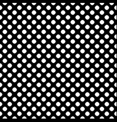 seamless polka dot pattern dotted texture vector image