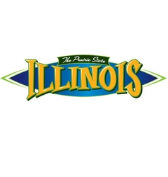 Illinois The Prairie State vector image