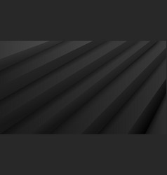 Abstract background with volumetric stair vector