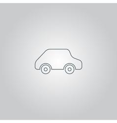 Toy Car logo template icon vector