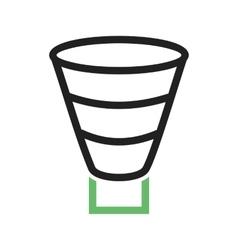 Funnel Chart vector