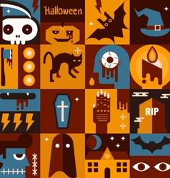 Halloween Concept vector image
