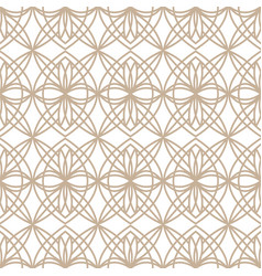 seamless oriental pattern - simple vector image