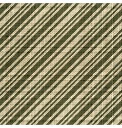 decorative striped textured textile print vector image