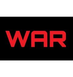 War caption vector