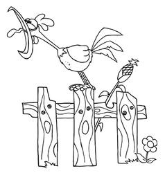 Royalty Free RF Clipart Mascot Cartoon Character A vector image