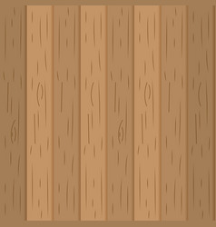 wooden floor pattern cartoon vector image