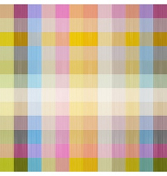 Abstract Square Retro Seamless Background vector image