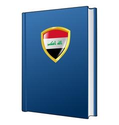 Constitution of iraq vector