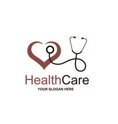 Medical halth care icon vector