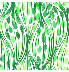 Seamless linear waves pattern vector