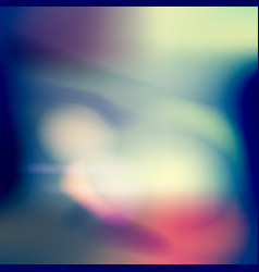 abstract blurred background colored composition vector image