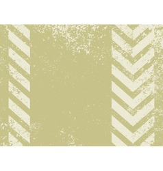 hazard stripes background vector image