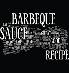 Barbeque techniques two methods to consider text vector