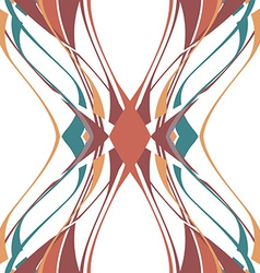 pattern of vertical marsala vector image