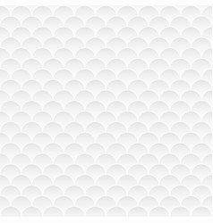 white decorative seamless texture vector image