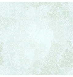 Abstract vintage winter seamless pattern EPS 10 vector image