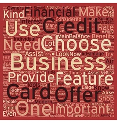 Business credit cards credit card offers that is vector