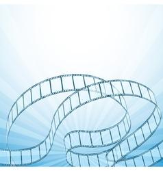 cinema background vector image vector image