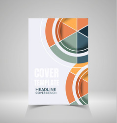 Report cover design3 vector