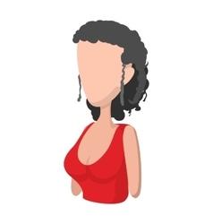Spaniard icon cartoon style vector image vector image