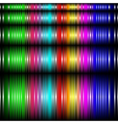 background glowing vector image vector image