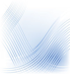 blue abstract background 3 vector image
