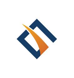 Logo letter g vector
