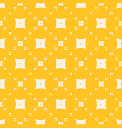 yellow geometric texture abstract seamless vector image
