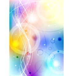 Vibrant background eps 10 vector